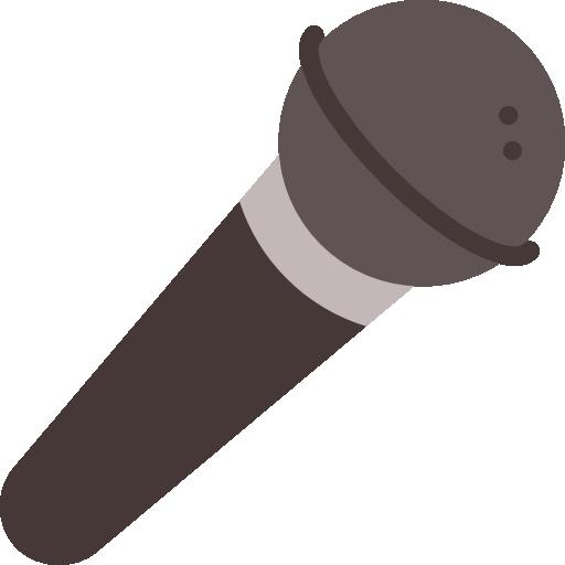 Draadloze microfoon<br>€ 9,50